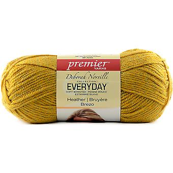 Deborah Norville Everyday Soft Worsted Heather Yarn-Golden DN110-2
