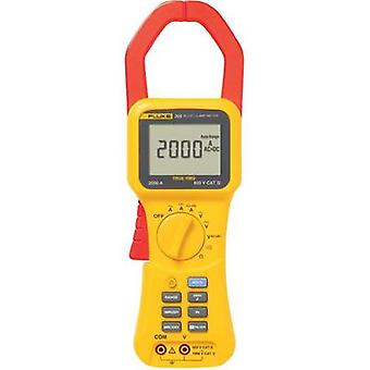 Current clamp, Handheld multimeter digital Fluke 355 Calibrated to: Manufacturer's standards (no certificate) CAT III 1