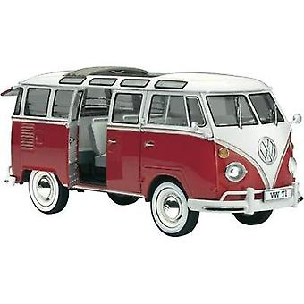 Revell 07399 VW T1 Samba Bus Car model assembly kit 1:24