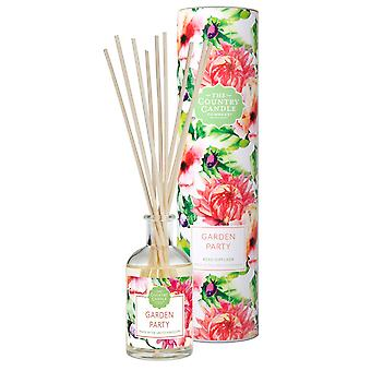 Chelsea Collection Reed Diffuser - Garden Party