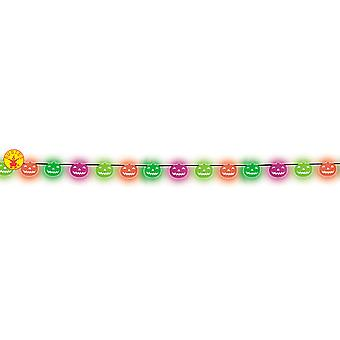 Rubie's Guirnalda Calabazas Neon 2M (Kids , Toys , Parties , Decorations , Accessories)