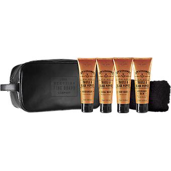 Scottish Fine Soaps Men's Grooming Travel Bag