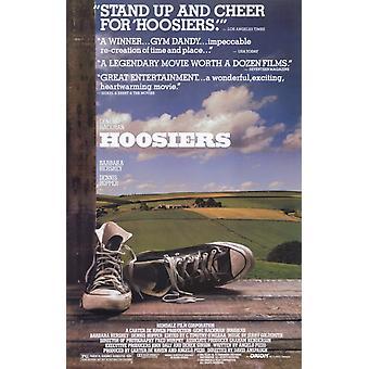 Hoosiers Movie Poster Print (27 x 40)