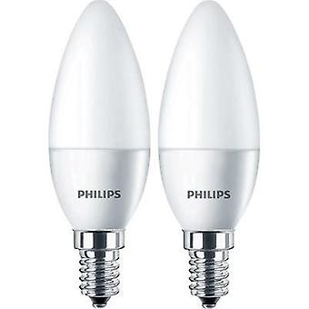 LED (monochrome) Philips 230 V E14 5.5 W = 40 W Wa