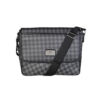 V 1969 men's Crossbody Bags Black