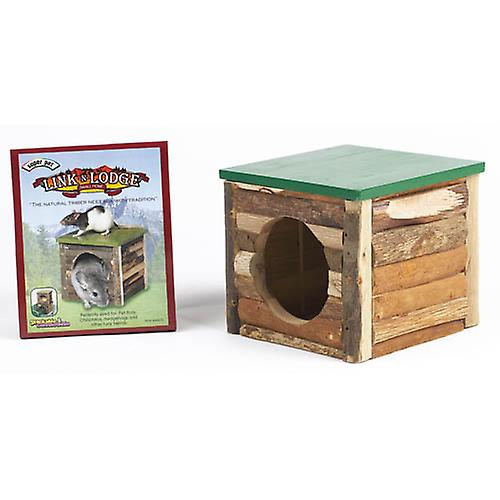 Superpet Link&lodge House Small 7x7x6.2