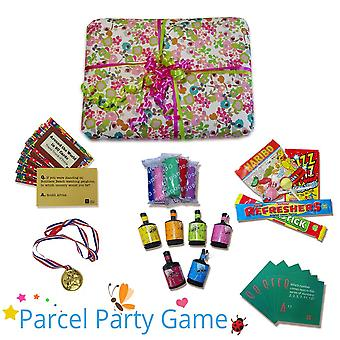 Fiora Dinner Party Parcel Game - Ready Made