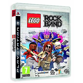 LEGO Rock Band - spel enige PS3 Game