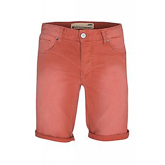 Chino-Premium Little Joy Shorts Hose Herren Jeans-Shorts Rot 6133216 0921
