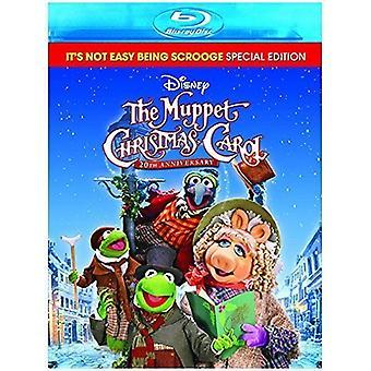 Muppets juleeventyr: Special Edition 2012 [Blu-ray] USA importerer
