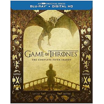 Game of Thrones: Season Five [Blu-ray] USA import