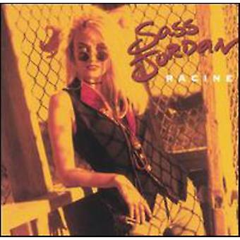 Sass Jordan - Racine [CD] USA import