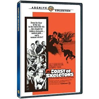 Coast of Skeletons (1965) [DVD] USA import