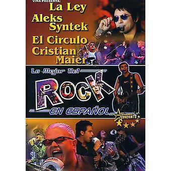 Mejor Del Rock En Espanol - Lo Mejor Del Rock En Espanol, Vol. 226 [DVD] USA import