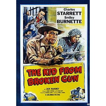 Kid From Broken Gun [DVD] USA import