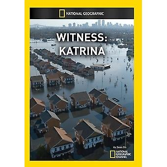 Zeuge: Katrina [DVD] USA importieren