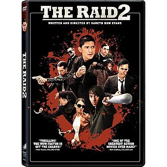 Raid 2 (Unrated) [DVD] USA import