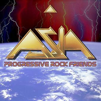 Asie - amis de Rock progressif [CD] USA import
