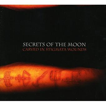 Secrets of the Moon - Carved in Stigmata Wounds [CD] USA import