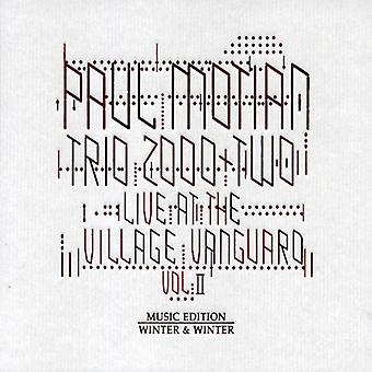 Motian, Paul Trio 2000 Two - Live at the Village Vanguard [CD] USA import