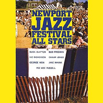 Newport Jazz Festival All Stars - Newport Jazz Festival All Stars [CD] USA import