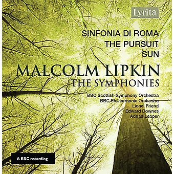 BBC filharmoniske orkester / Leaper - symfonier [CD] USA import