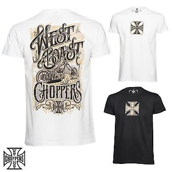 West Coast choppers camisetas encerrar