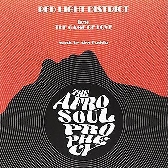 Afro sjæl profeti - Red Light District / kærlighedens spil [Vinyl] USA import
