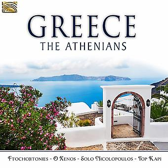 Athenians - Greece [CD] USA import