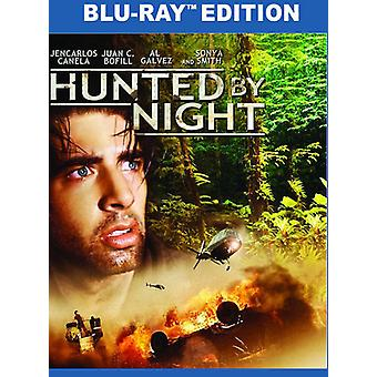 Hunted by Night [Blu-ray] USA import