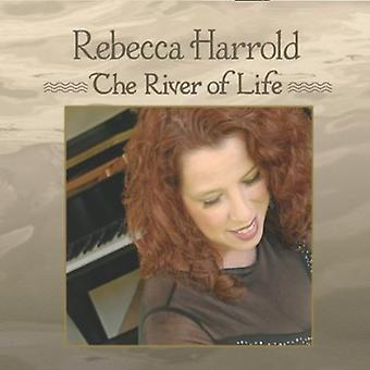 Rebecca Harrold - River of Life [CD] USA import