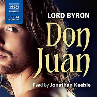 Byron, Lord / Keeble, Jonathan - importación de Estados Unidos Don Juan [CD]