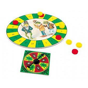 Legler Bouncing Frogs  nostalgia  (Toys , Boardgames , Traditionals)