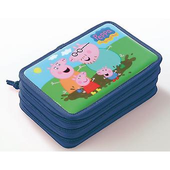 Peppa Pig Box Full Zip Blue 3