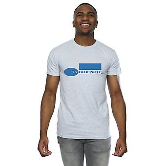 Blue Note Records Men's Simple Logo T-Shirt