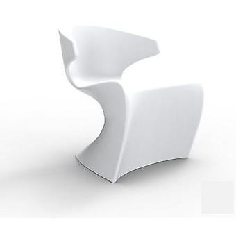Vondom Steel Padded Chair wing Blacadak Zan3126 53034Co VitaImp 53