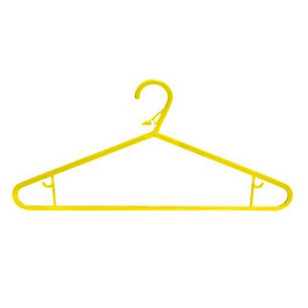 Caraselle 1 Pack of 5 HangDry Laundry Hangers in Yellow