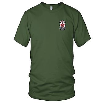 US Navy VT-3 Embroidered Patch - Red Knights Traron Three Ladies T Shirt