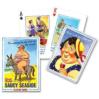 Piatnik Saucy Seaside Playing Cards (1493)