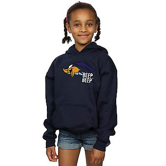 Looney Tunes Girls Road Runner Beep Beep Hoodie