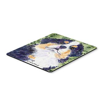 Carolines Treasures  SS8837MP Bernese Mountain Dog Mouse Pad / Hot Pad / Trivet