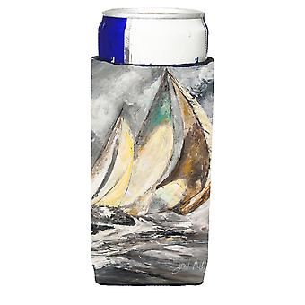 Boat Full Sailboats Ultra Beverage Insulators for slim cans