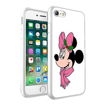 i-Tronixs Sony Xperia XA1 Disney Minnie Mouse Design gedruckt Fall Haut Cover - 022