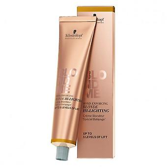 Schwarzkopf Blonde me Toning Creme Hi-Lighting 60ml - Gold