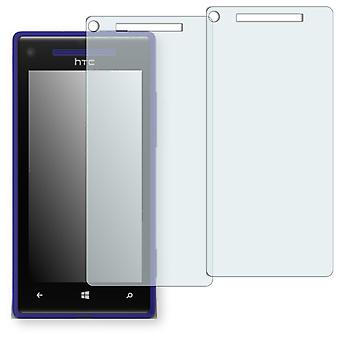 HTC C625b screen protector - Golebo crystal clear protection film