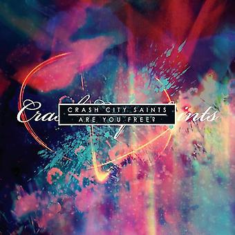 Crash City Saints - er du gratis? [CD] USA import