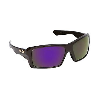 Best SEEK Polarized Replacement Lenses for Oakley EYEPATCH 1 Grey Purple Mirror