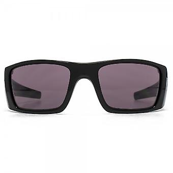 Oakley Fuel Cell Sunglasses In Polished Black Warm Grey