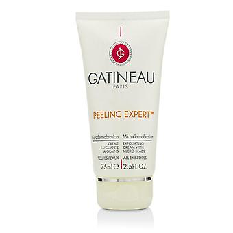 Gatineau Peeling Expert Microdermabrasion Exfoliating Cream With Micro-Beads - 75ml/2.5oz