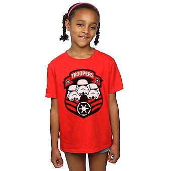 Filles de Star Wars Stormtrooper Troopers T-Shirt